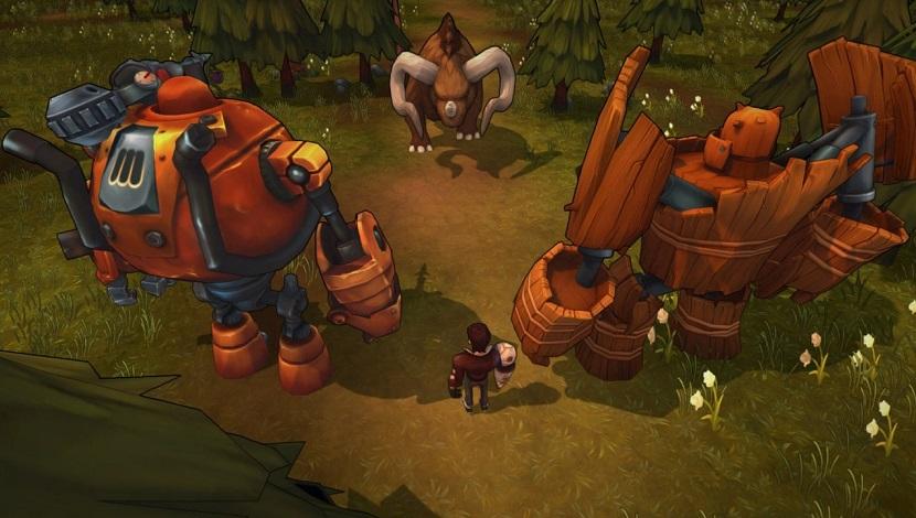 Goliath - Whalebox Studio - Octopus Tree - Blacknut Cloud Gaming