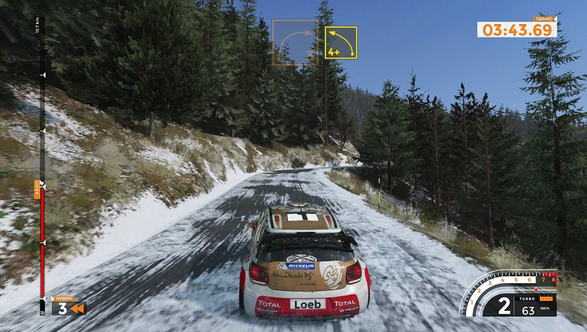 Sébastien Loeb Rally EVO - Milestone - Milestone - Blacknut Cloud Gaming