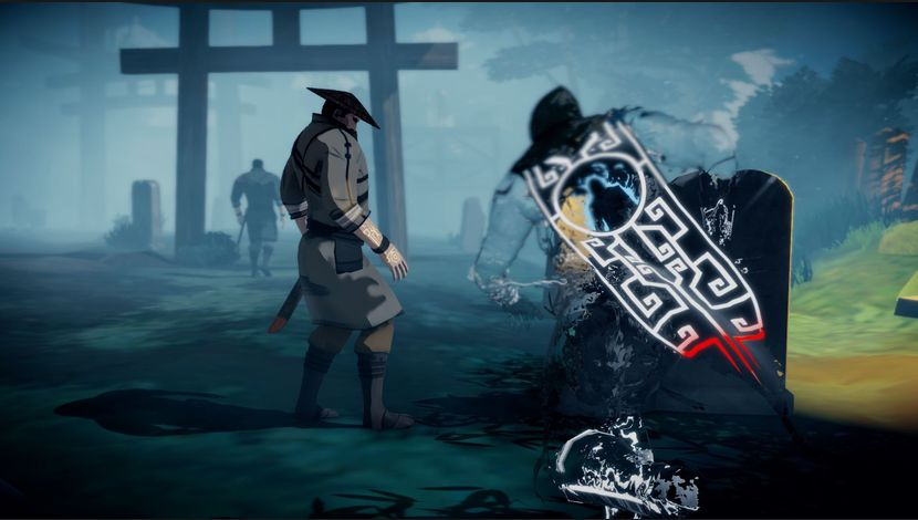 Aragami - Lince Works - Lince Works - Blacknut Cloud Gaming