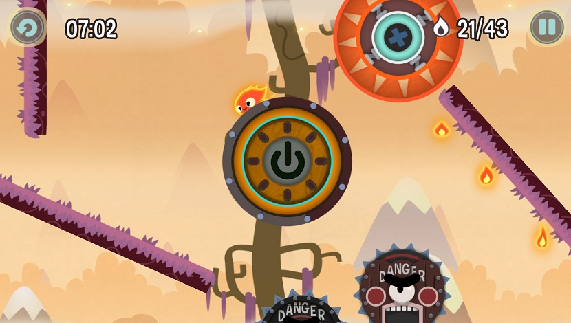 Pyro Jump - Pinpin Team - Plug In Digital - Blacknut Cloud Gaming