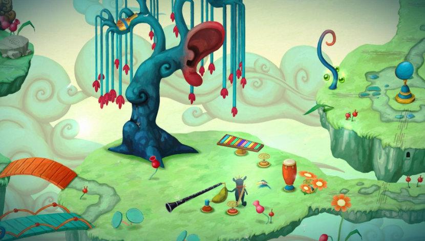 Figment - Bedtime Digital Games - Bedtime Digital Games - Blacknut Cloud Gaming