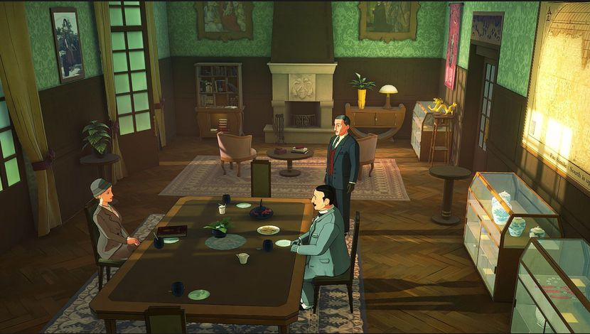 Agatha Christie - The ABC Murders - Artefacts Studios - Microïds - Blacknut Cloud Gaming
