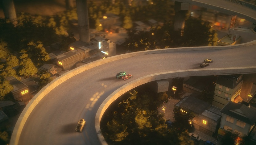 Mantis Burn Racing - VooFoo Studios - VooFoo Studios - Blacknut Cloud Gaming