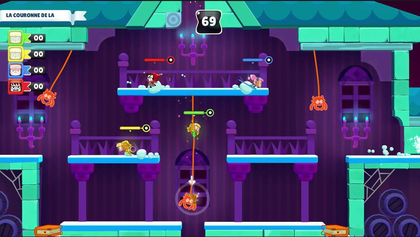 Abraca - Imagic Games - Ankama Studio - Ankama Games - Blacknut Cloud Gaming