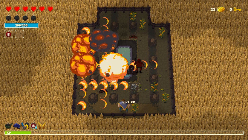 Bombslinger - Mode4 - Mode4 - Blacknut Cloud Gaming