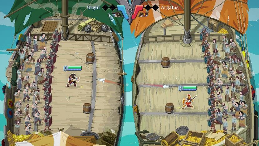 Strikers Edge - Fun Punch Games - Playdius - Blacknut Cloud Gaming