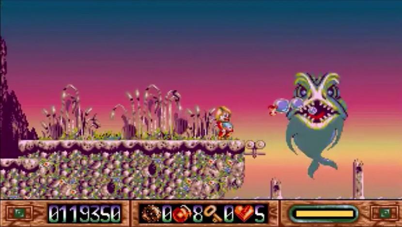 Nicky Boom - Microïds - DotEmu - Blacknut Cloud Gaming