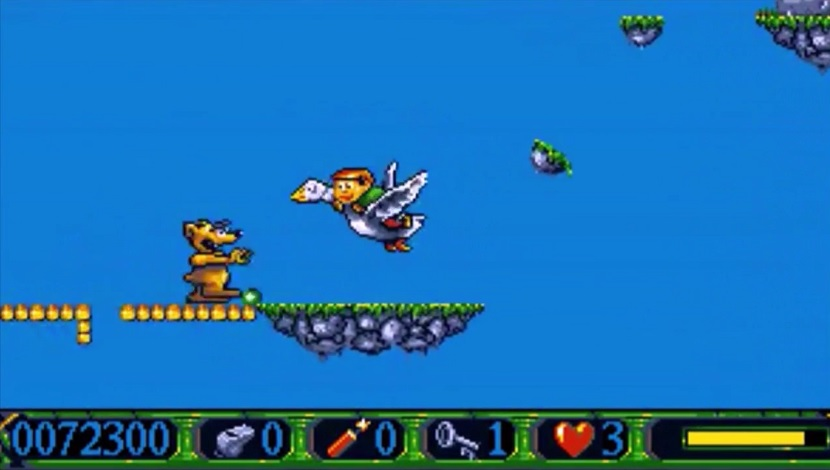 Nicky Boom 2 - Microïds - DotEmu - Blacknut Cloud Gaming