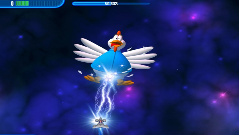 Chicken Invaders 3 - InterAction studios - InterAction studios - Blacknut Cloud Gaming