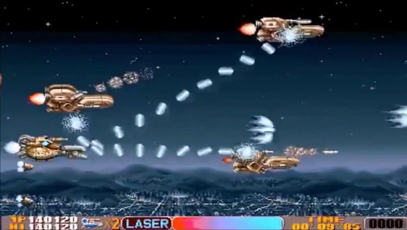 Cosmic Cop - DotEmu - DotEmu - Blacknut Cloud Gaming