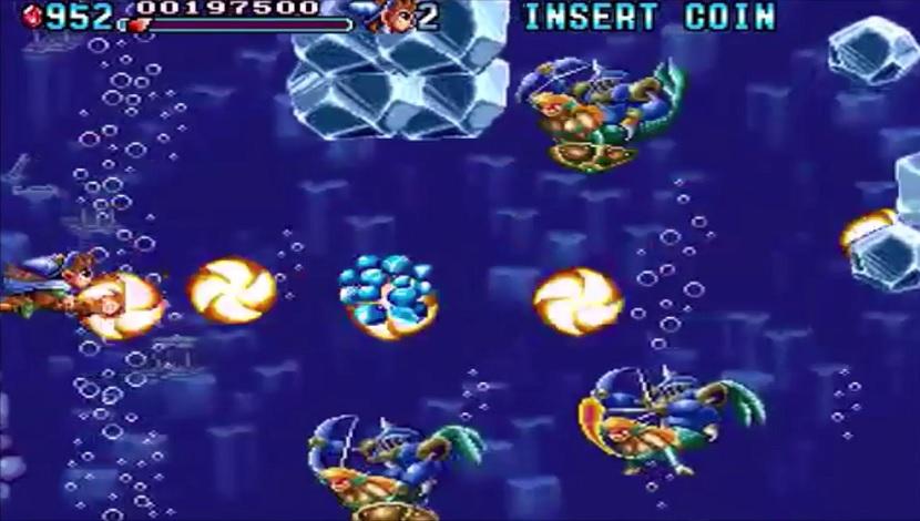 Mystic Riders - DotEmu - DotEmu - Blacknut Cloud Gaming