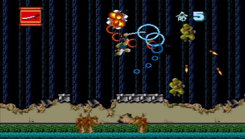Ninja Spirit - DotEmu - DotEmu - Blacknut Cloud Gaming