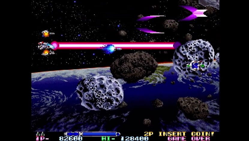 R-Type Leo - DotEmu - DotEmu - Blacknut Cloud Gaming
