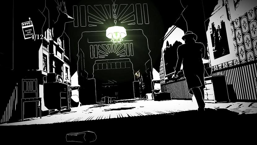White Night - OSome Studio - Plug In Digital - Blacknut Cloud Gaming