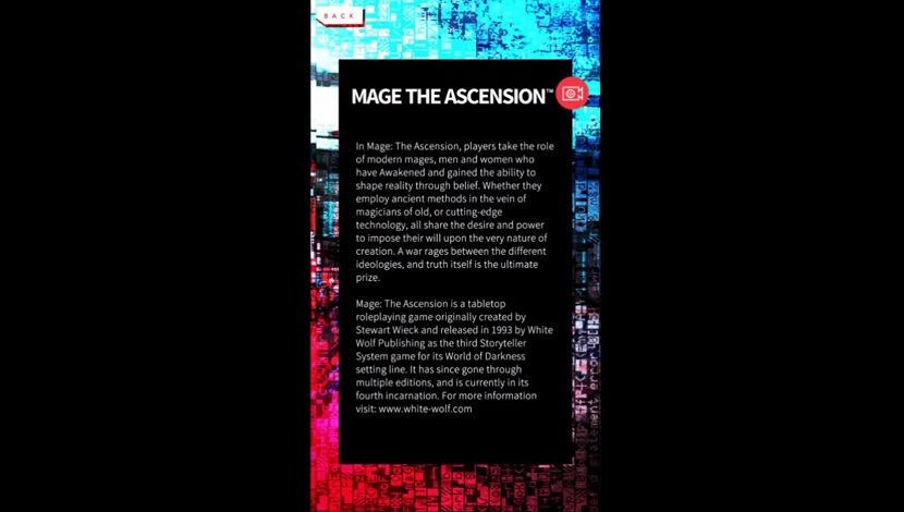 Mage : The Ascension - White Wolf Entertainment - White Wolf Entertainment - Blacknut Cloud Gaming