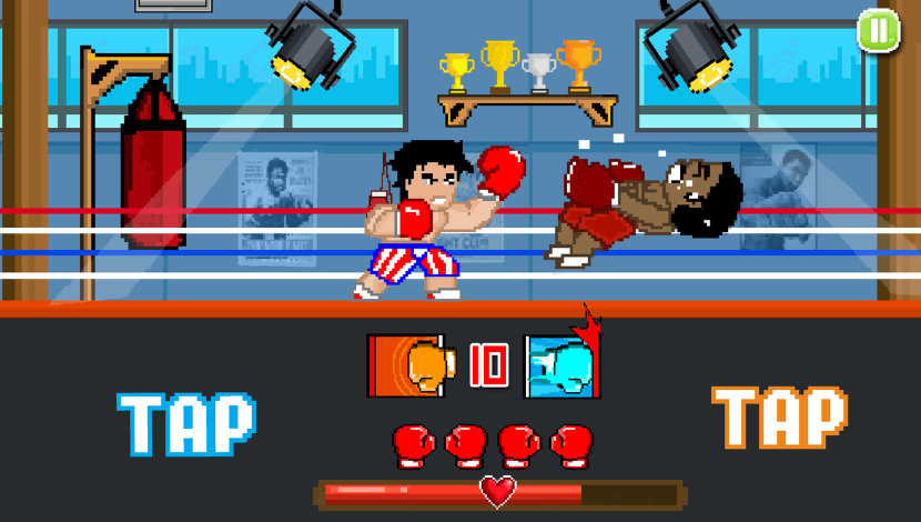 Boxing Fighter : Super punch - Playtouch - Playtouch - Blacknut Cloud Gaming