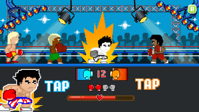 Boxing Fighter: Super punch - Playtouch - Playtouch - Blacknut Cloud Gaming