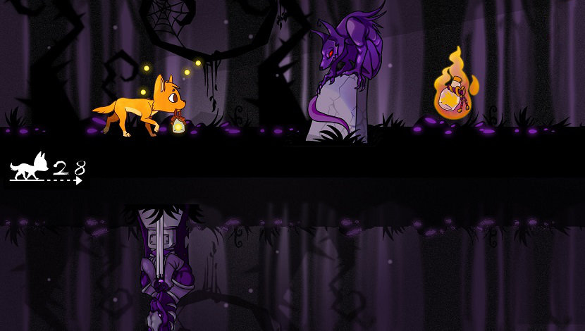 Doggy Quest : The Dark Forest - Playtouch - Playtouch - Blacknut Cloud Gaming