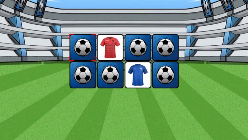 European Football Jersey Quiz - Playtouch - Playtouch - Blacknut Cloud Gaming