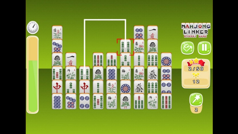 Mahjong Linker : Kyodai Game - Playtouch - Playtouch - Blacknut Cloud Gaming