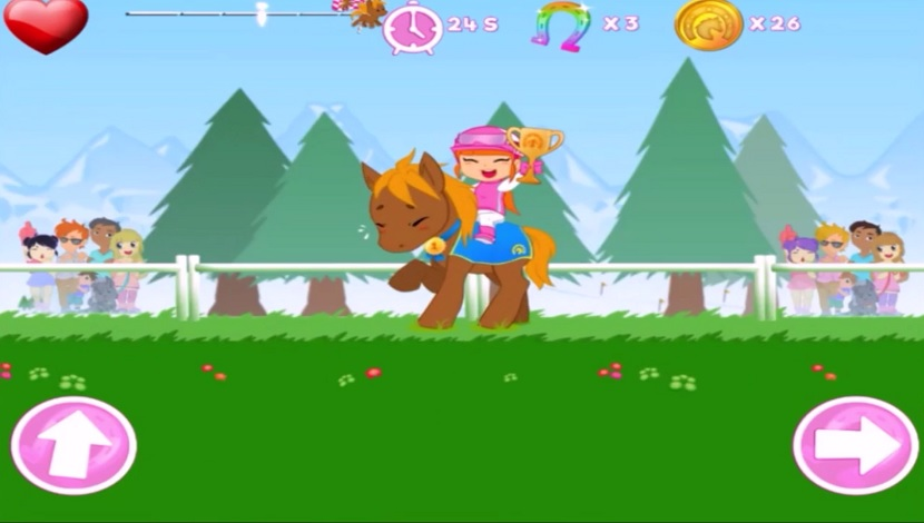My Pony : My Little Race - Playtouch - Playtouch - Blacknut Cloud Gaming