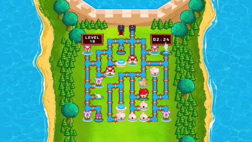Plumber World - Playtouch - Playtouch - Blacknut Cloud Gaming