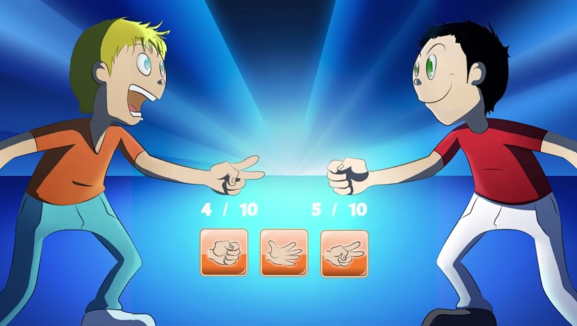 Rock Paper Scissors - Playtouch - Playtouch - Blacknut Cloud Gaming