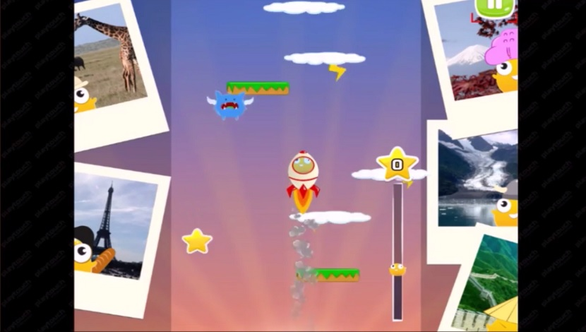 Rocket Jump - Playtouch - Playtouch - Blacknut Cloud Gaming