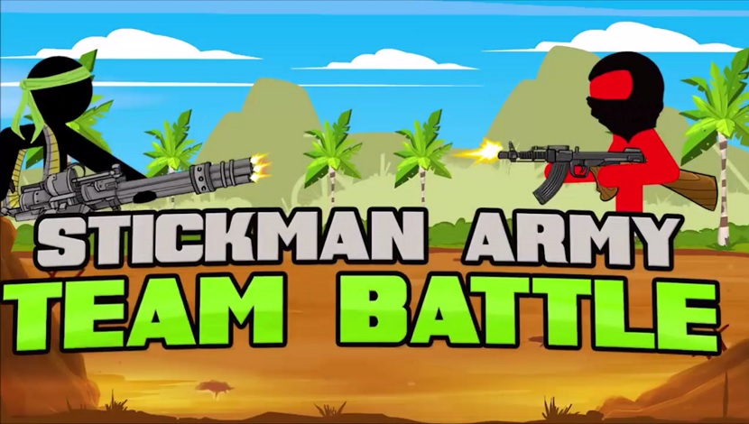 Stickman Army: Team Battle - Playtouch - Playtouch - Blacknut Cloud Gaming