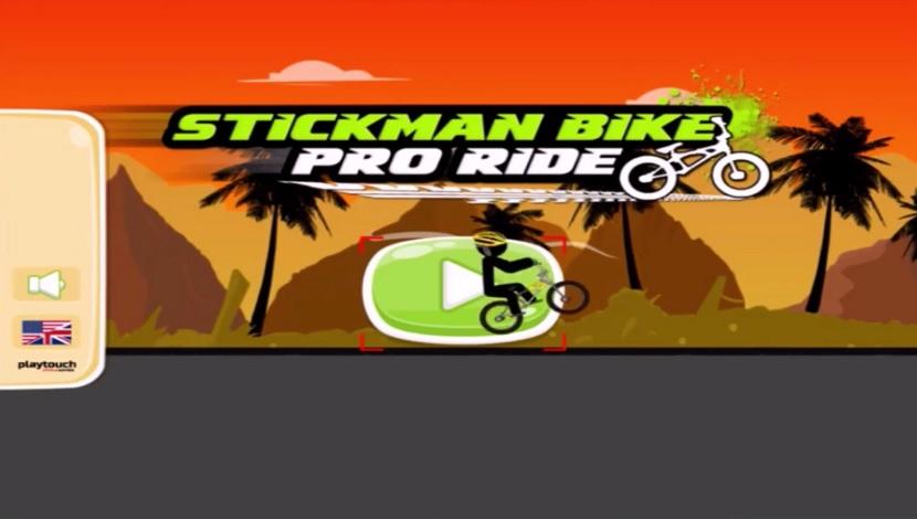Stickman Bike : Pro Ride - Playtouch - Playtouch - Blacknut Cloud Gaming