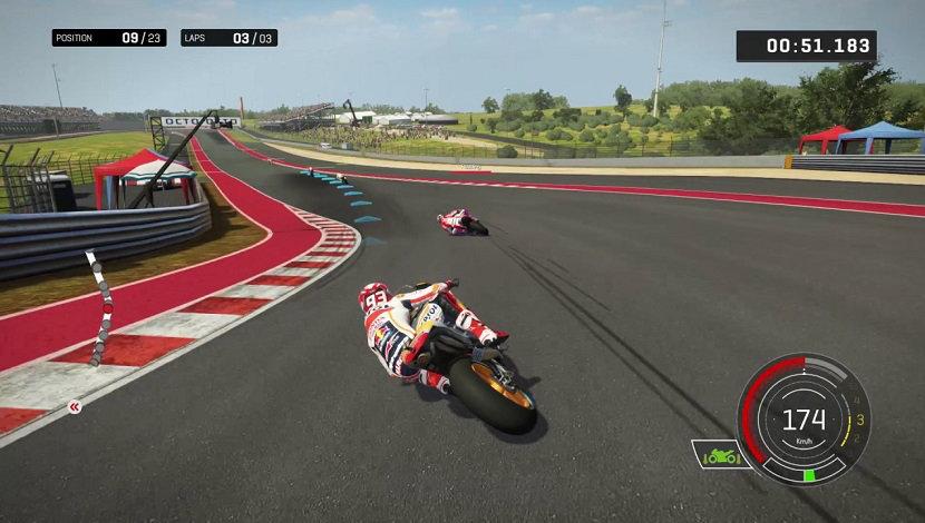 MotoGP 17 - Milestone - Milestone - Blacknut Cloud Gaming