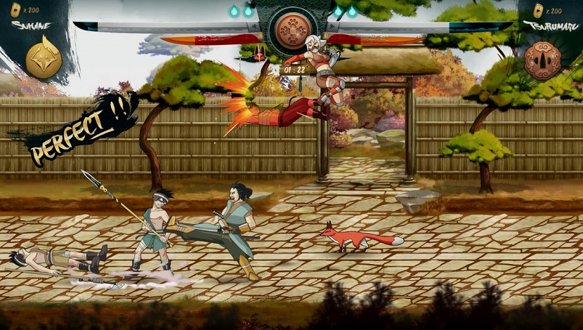 Samurai Riot - Wako Factory - Wako Factory - Blacknut Cloud Gaming