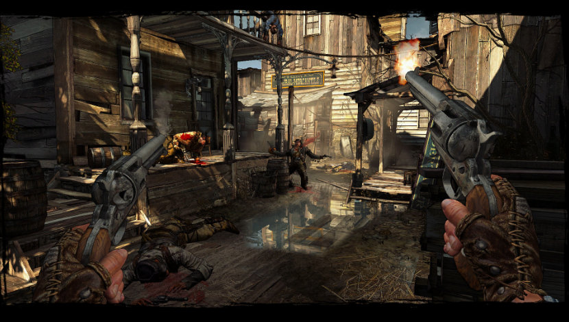 Call of Juarez: Gunslinger - Techland - Techland Publishing - Blacknut Cloud Gaming