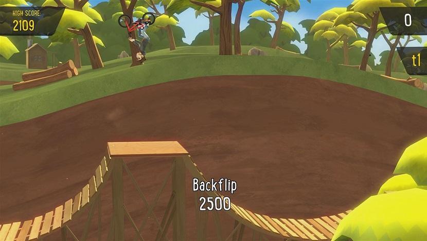 Pumped BMX + - Yeah Us! - Curve Digital - Blacknut Cloud Gaming