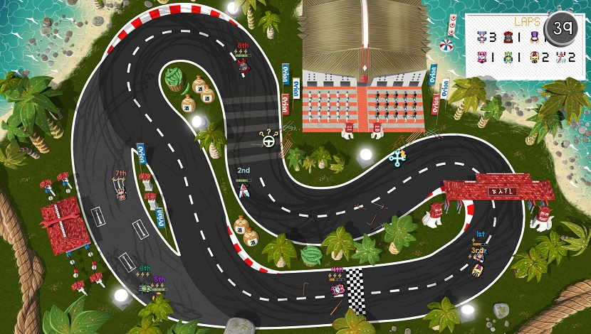 BAFL - Brakes Are For Losers - Oudidon - Playdius - Blacknut Cloud Gaming