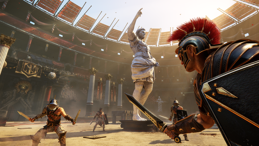 Ryse: Son of Rome - Crytek - Crytek - Blacknut Cloud Gaming