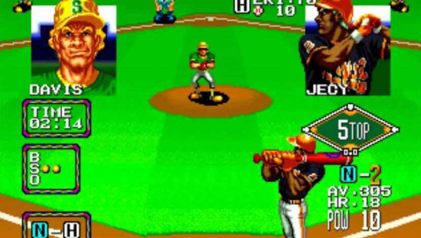 Baseball Stars 2 - SNK CORPORATION - SNK CORPORATION - Blacknut Cloud Gaming