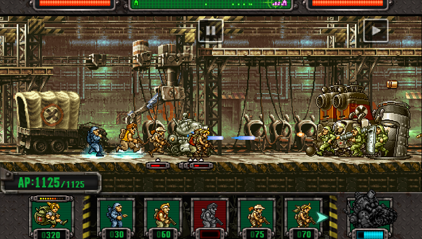 Metal Slug - SNK CORPORATION - SNK CORPORATION - Blacknut Cloud Gaming