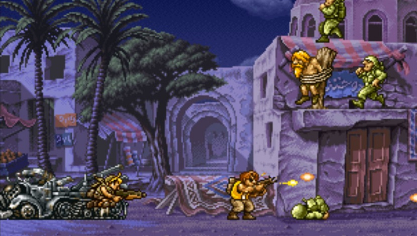 Metal Slug X - SNK CORPORATION - SNK CORPORATION - Blacknut Cloud Gaming