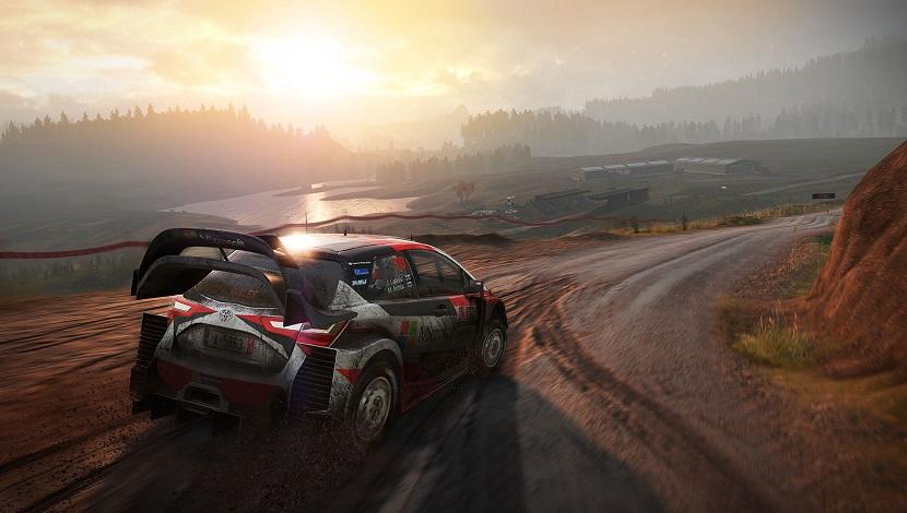 WRC 7 - KT Racing - Nacon - Blacknut Cloud Gaming