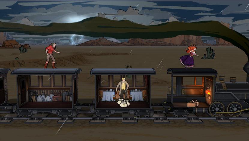 Colt Express - Asmodee Digital - Asmodee Digital - Blacknut Cloud Gaming