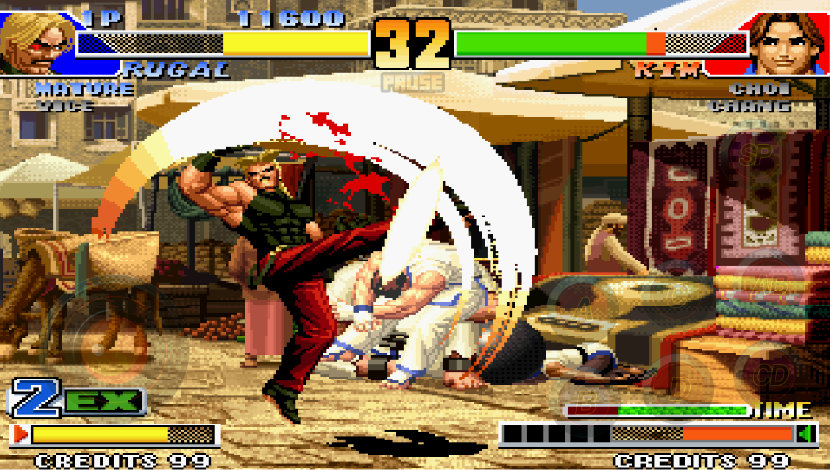 The King of Fighters '98 Ultimate Match Final Edition - SNK CORPORATION - SNK CORPORATION - Blacknut Cloud Gaming