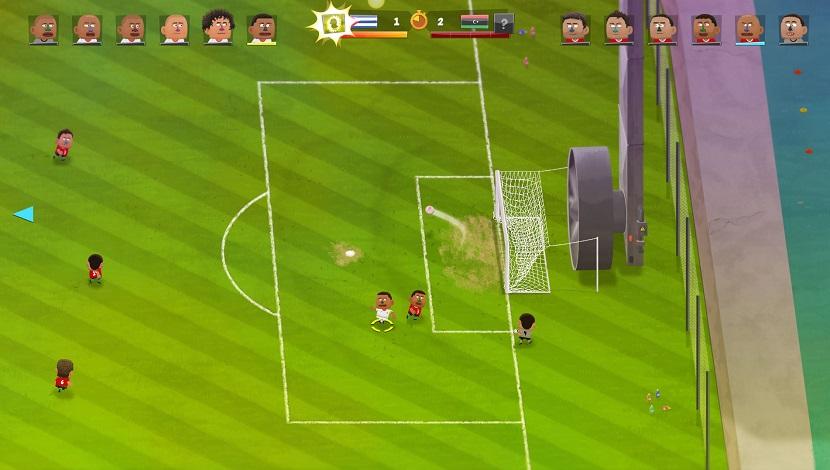 Kopanito All-Stars Soccer - Merixgames - Merixgames - Blacknut Cloud Gaming