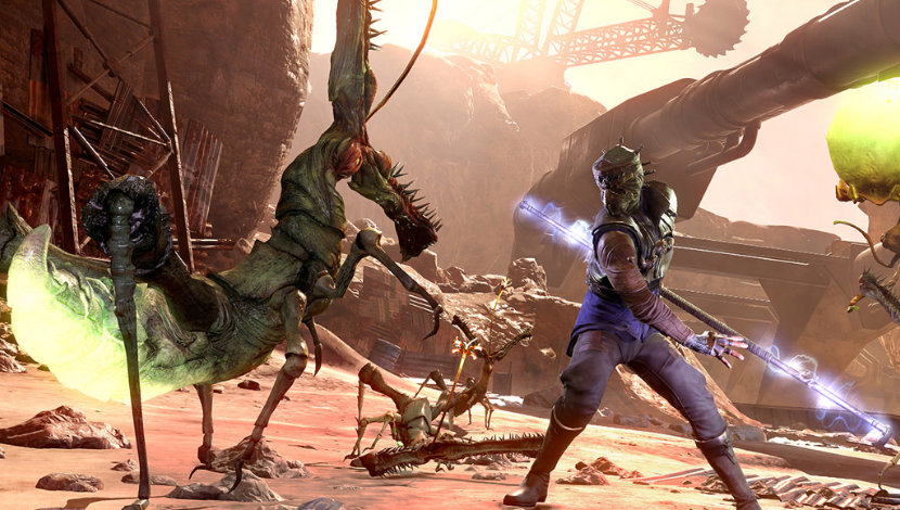 The Technomancer - Spiders - Focus Home Interactive - Blacknut Cloud Gaming