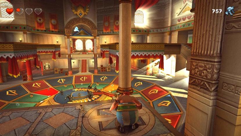 Astérix & Obélix XXL 2 - OSome Studio - Microïds - Blacknut Cloud Gaming