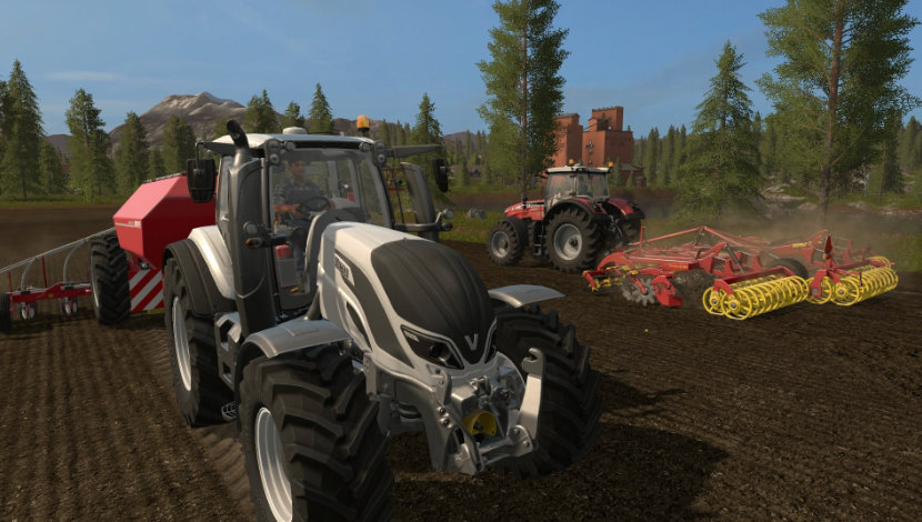 Farming Simulator 19 - Giants Software - Focus Home Interactive - Blacknut Cloud Gaming