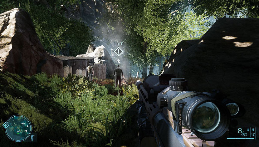 Sniper Ghost Warrior 2 - CI Games - CI Games - Blacknut Cloud Gaming