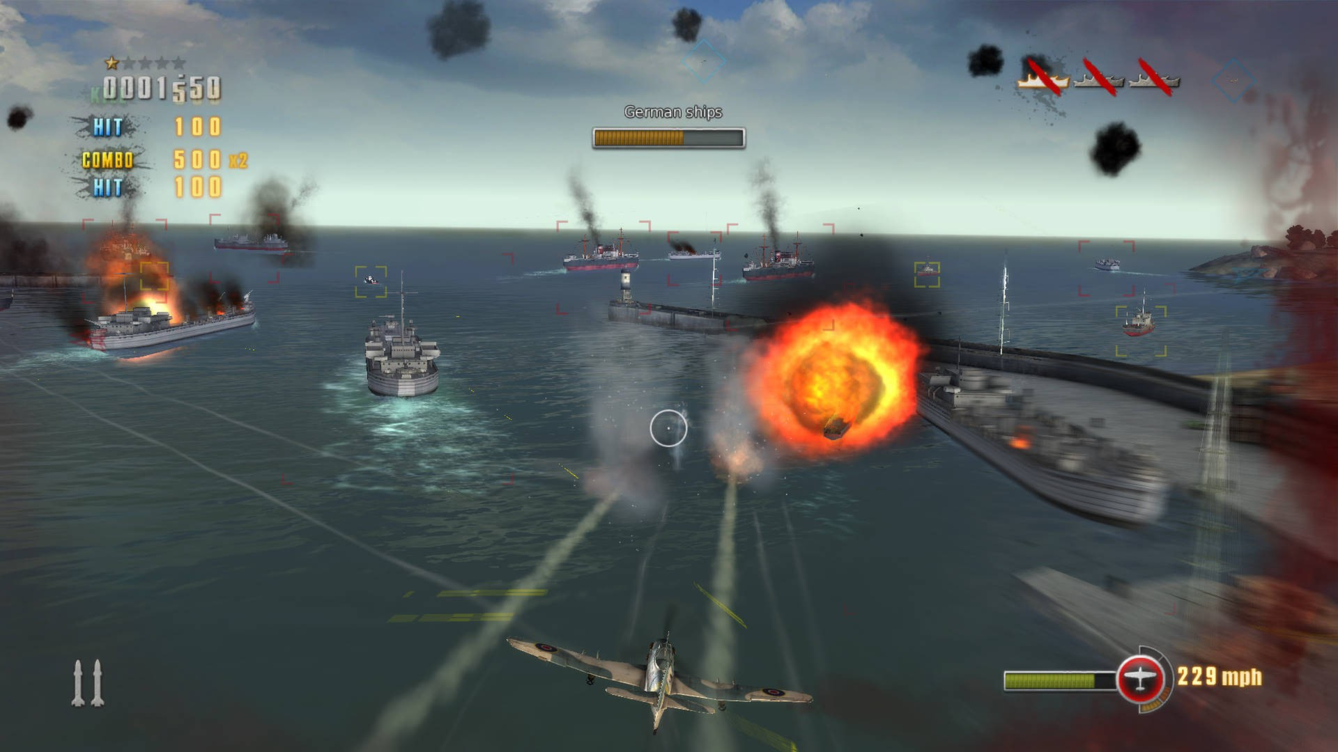 Dogfight 1942 - City Interactive S.A. - CI Games - Blacknut Cloud Gaming
