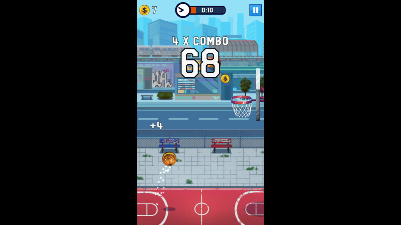 Basketball Mania - Inlogic Games - Inlogic Games - Blacknut Cloud Gaming