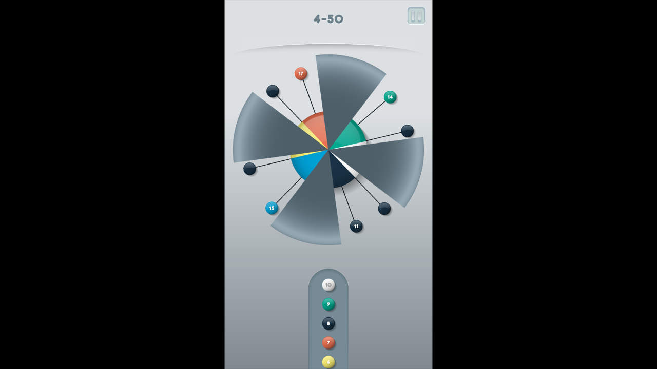 Color Pin - Inlogic Games - Inlogic Games - Blacknut Cloud Gaming